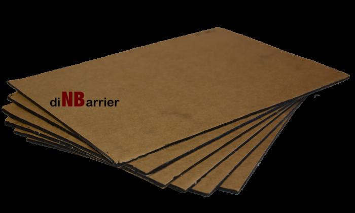 Тяжелая мастичная мембрана 2мм (клеевая основа с двух сторон)