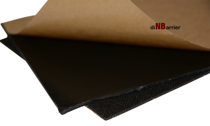 Самоклеящаяся мембрана 2мм (клеевая основа с одной стороны)